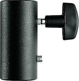 """Manfrotto 158 5/8"""" Adapter (Converts 5/8"""" Light Stand Tip to 5/8"""" Female Socket) 158-MANFROTTO"""
