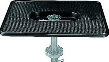 Manfrotto 183 Table-Style Monitor/Projector Mount for use with Dollys, etc. 183-MANFROTTO