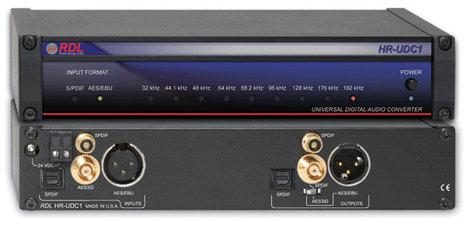 Radio Design Labs HR-UDC1 Universal Digital Audio Converter HRUDC1
