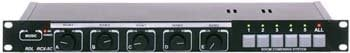 RDL RCX-5C Audio System Controller for 5 Rooms RCX-5C