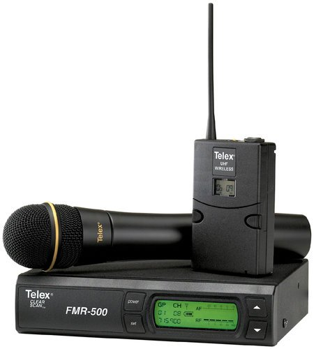 Telex FMR-500C-A A Band Wireless Cardioid Microphone System FMR500C-A-BAND