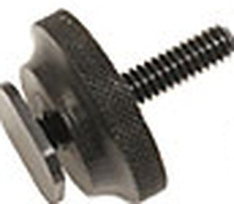"Marshall Electronics V-LP-SLDSHOE1/4 Slide-Shoe Bolt (1/4""-20 Screw + Nut, for Monitor Arm Mounts) V-LP-SLDSHOE1/4"