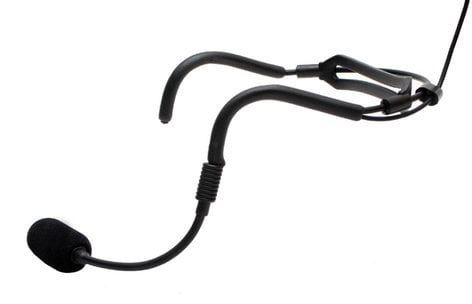 Special Projects SP746/SP4 Waterproof Headmic Wired as TA4F for Shure SP746/SP4