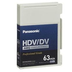 Panasonic PA-AYHDV96AMQ Tape HDV Master 96Min PA-AYHDV96AMQ