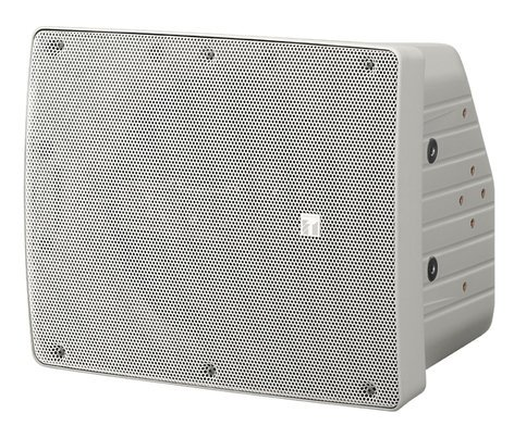 """TOA HS-1200WT 12"""" 2-Way Coaxial Array Speaker in White HS1200WT"""