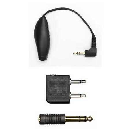 Shure EAADPT-KIT Kit:2 Adapters, Volume Control EAADPT-KIT