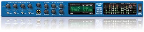 MOTU TRAVELER-MK3  Mobile Firewire Audio Interface TRAVELER-MK3