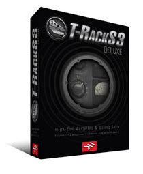 IK Multimedia T-RACKS-3-DELUXE Software Master/Mix Suite (Electronic Delivery) T-RACKS-3-DELUXE