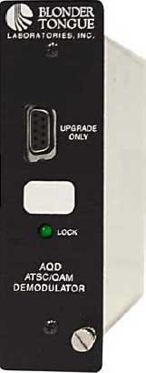 Blonder-Tongue AQD-6245  Demodulator, 8VSB/QAM-to-Analog Composite A/V Module AQD
