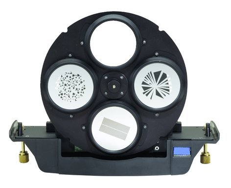 ETC/Elec Theatre Controls SWM Revolution Static Wheel Module in Black SWM