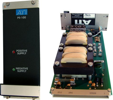 Audio Technologies Inc. PS100 Power Supply Module for System 10K, 2 required for each RM100, sold separately PS100