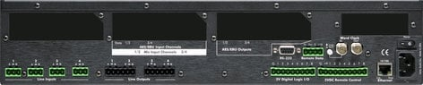 Ashly ne4400 4x4 Network Audio Processor NE4400