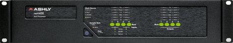 Ashly ne4400M 4-Channel Mic/Line Input Network Audio Processor with Software Controllable Gain & Phantom Power NE4400M