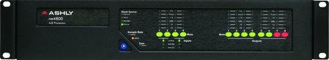 Ashly ne4800 4x8 Network Audio Processor NE4800