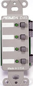 Peavey D4S  Wallmount Control Panel D4S