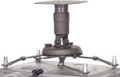 Premier PBC-FCTA  Projector Mount Bundle - PBC-UMS Universal Projector Mount & FCTA Ceiling T-Bar Adapter PBC-FCTA