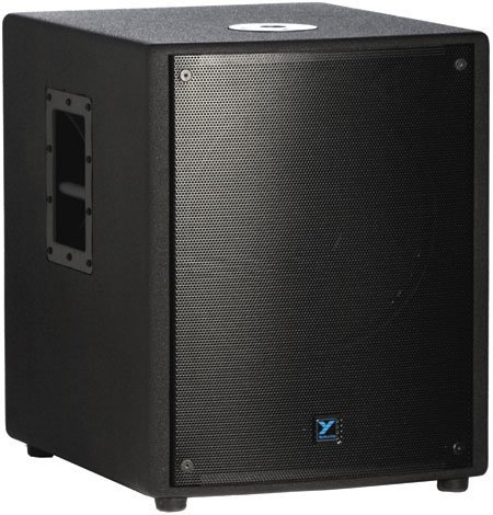 "Yorkville NX720S 15"" Mini Subwoofer, Powered, 720 Watts NX720S"