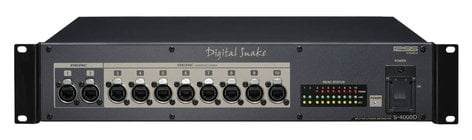 Roland System Group S-4000D REAC Digital Snake Splitter and Power Distributor S4000D