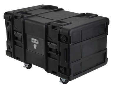 "SKB Cases 3SKB-R906U28 28"" Deep 6U Roto Shock Rack 3SKB-R906U28"