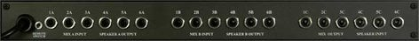 Coleman Audio A/B5.1  Switcher, Surround 5.1 A/B5.1