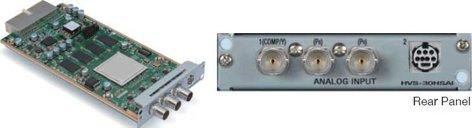 FOR-A Corporation HVS-30HSAI HD/SD-SDI Analog Video Input Card for HVS-300HS HVS-30HSAI