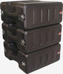 Gator Cases G-PRO-10U-19 10RU Roto Mold Rack Case G-PRO-10U-19