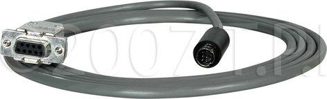 TecNec VISCA-9F-25  Visca Camera Cable, 9p/8p  25 ft VISCA-9F-25