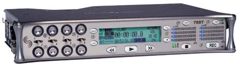 Sound Devices 788T SSD 256GB 8-Track Digital Audio Recorder 788T-SSD