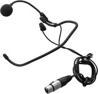 Clear-Com CC27 Wrap Around Headset with Mic CC27