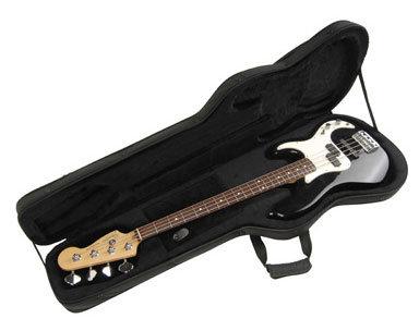 SKB Cases 1SKB-SCFB-4 Universal Molded Electric Bass Soft Case 1SKB-SCFB-4