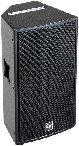 """Electro-Voice QRX-112/75-WHITE Loudspeaker, 12"""" Two-Way, 300W Continuous, 1,200W Peak, White (Black shown) QRX-112/75-WHITE"""