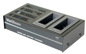 Varizoom SC-302  2 Bay Battery Charger for NP1 SC-302