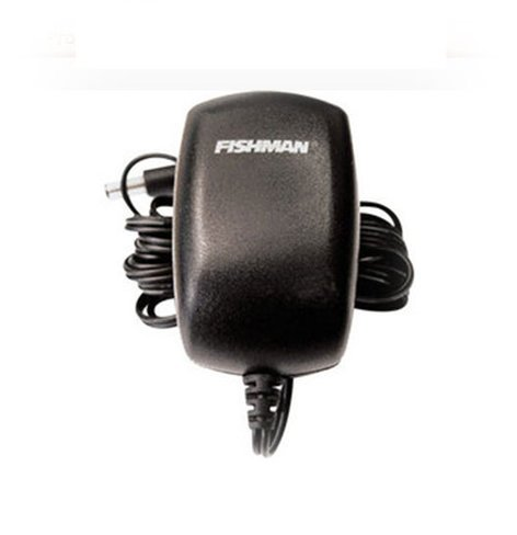 Fishman 910-R 9VDC 200mA Regulated Power Supply for Fishman Outboard Preamps ACC-BLE-POW