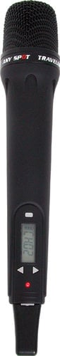 Galaxy Audio AS-TVHH Handheld Wireless Transmitter for Any Spot Traveler PA System AS-TVHH