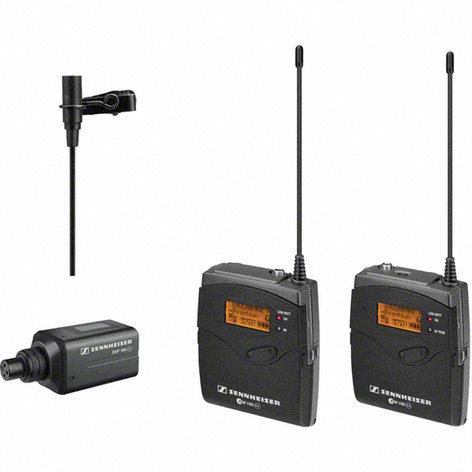 Sennheiser ew 100 ENG G3 UHF Camera Mount System Bundle EW100ENG-G3