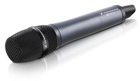 Sennheiser SKM100/835-G3 Handheld Microphone Transmitter with e835 SKM100/835-G3