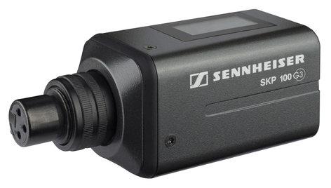 Sennheiser SKP100-G3 Plug-On Microphone Transmitter SKP100-G3