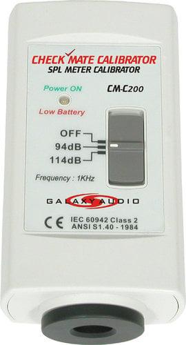 Galaxy Audio CMC200 Calibrator for SPL Meter CMC200