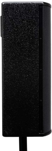 "Galaxy Audio LA4B 4 x 4.5"" 125W Line Array Speakers in Black LA4B"