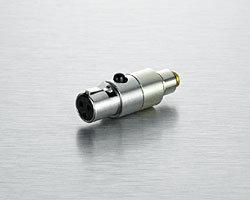 DPA DAD6017 MicroDot to TA-3F Switchcraft Adapter DAD6017
