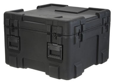 """SKB Cases 3R2727-18B-L  27""""x27""""x18"""" Case, Layered Foam  3R2727-18B-L"""