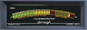 Dorrough Electronics 40-A  Analog Loudness Meter 40-A