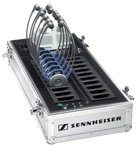 Sennheiser EZL2020-20L  Carrying Case with Charger EZL2020-20L