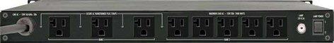 Furman PL-PRO-DMC Power Conditioner with Digital Voltmeter/Ammeter, 20A PL-PRO-DMC