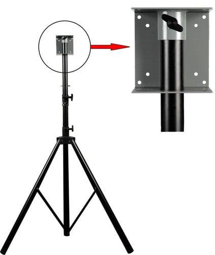 Delvcam DELV-LCD1  Combo Stand & VESA LCD Mount for Monitoring DELV-LCD1