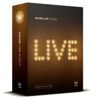 Waves Live Bundle Live Sound Production Plugin Bundle LIVE-TDM