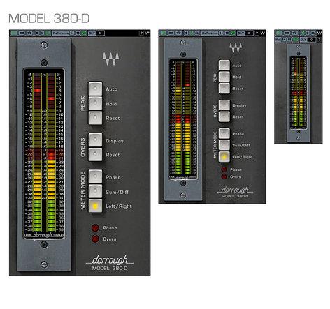Waves Dorrough Stereo Loudness Meter Plugin Bundle DORGHTDM