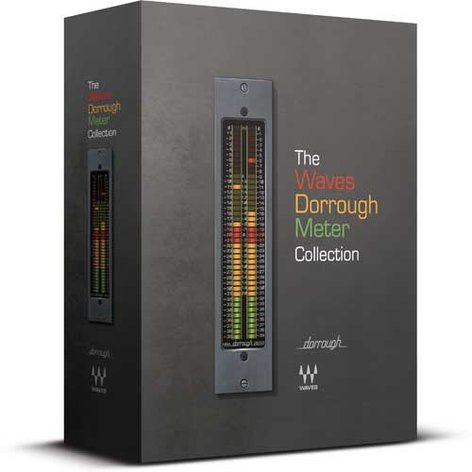 Waves DORGSTDM Dorrough Surround Loudness Meter Plugin Bundle DORGSTDM
