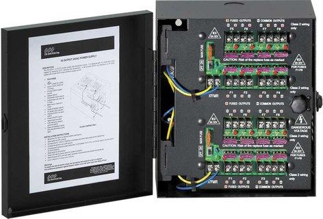 Computar/Ganz PS-1621A 16-Output 24VAC 200mA Power Supply PS-1621A