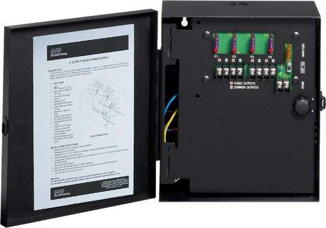 Computar/Ganz PS-411A 4-Output 24VAC Power Supply PS-411A